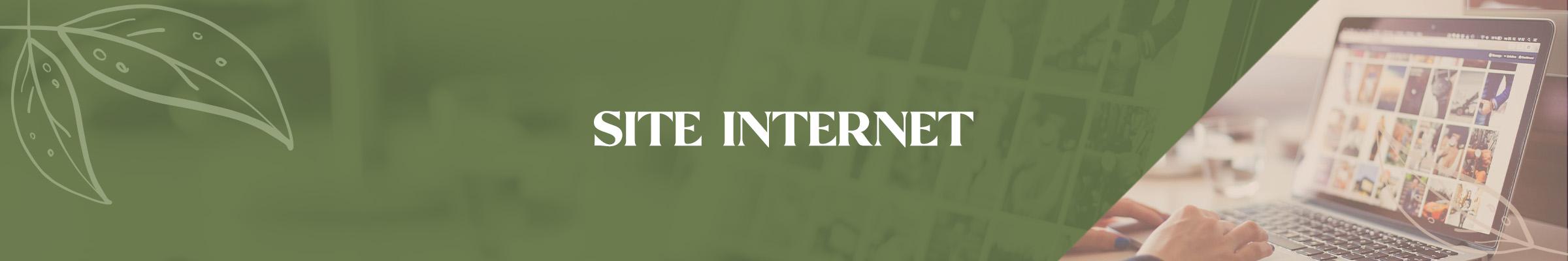 Campagne - Bannière Site Internet