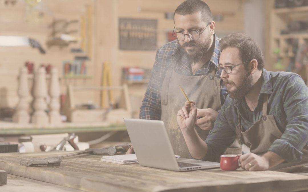 Pourquoi est-ce important d'être présent sur internet pour une entreprise locale ? (1/2)