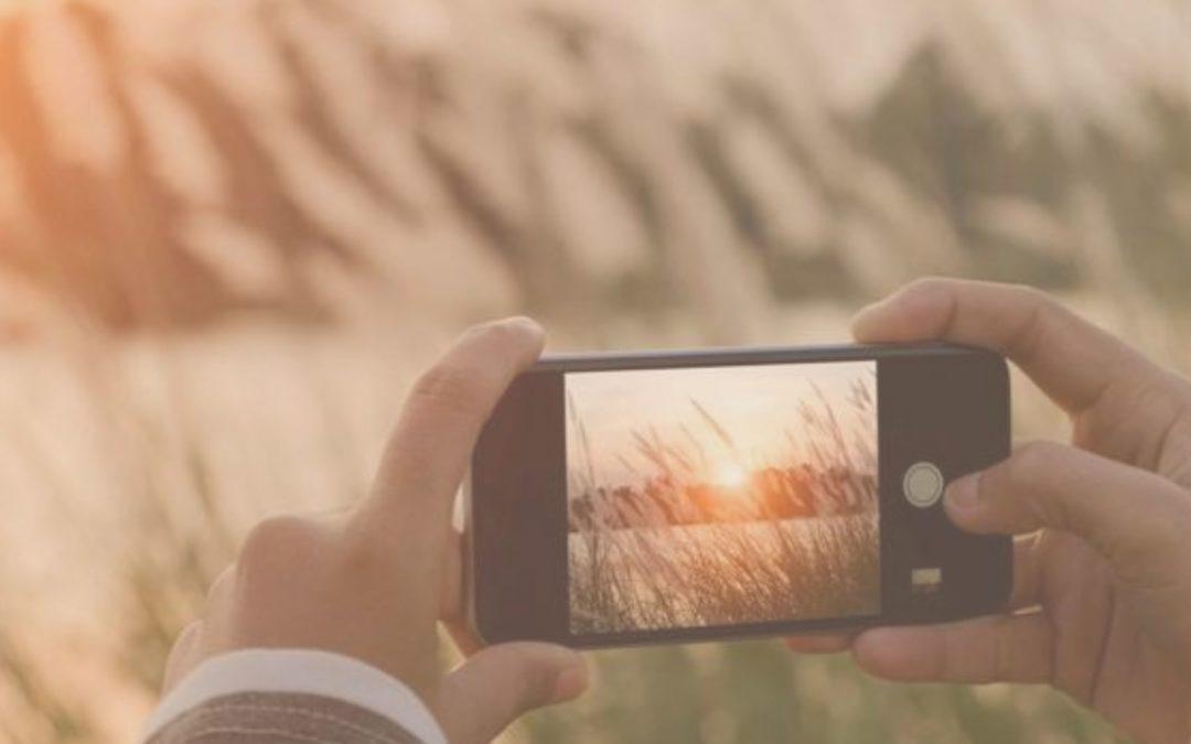 7 techniques pour réussir vos photos sur les réseaux sociaux