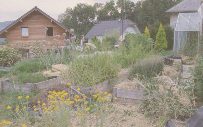Du jardin familial à la transmission de leur vision de la permaculture